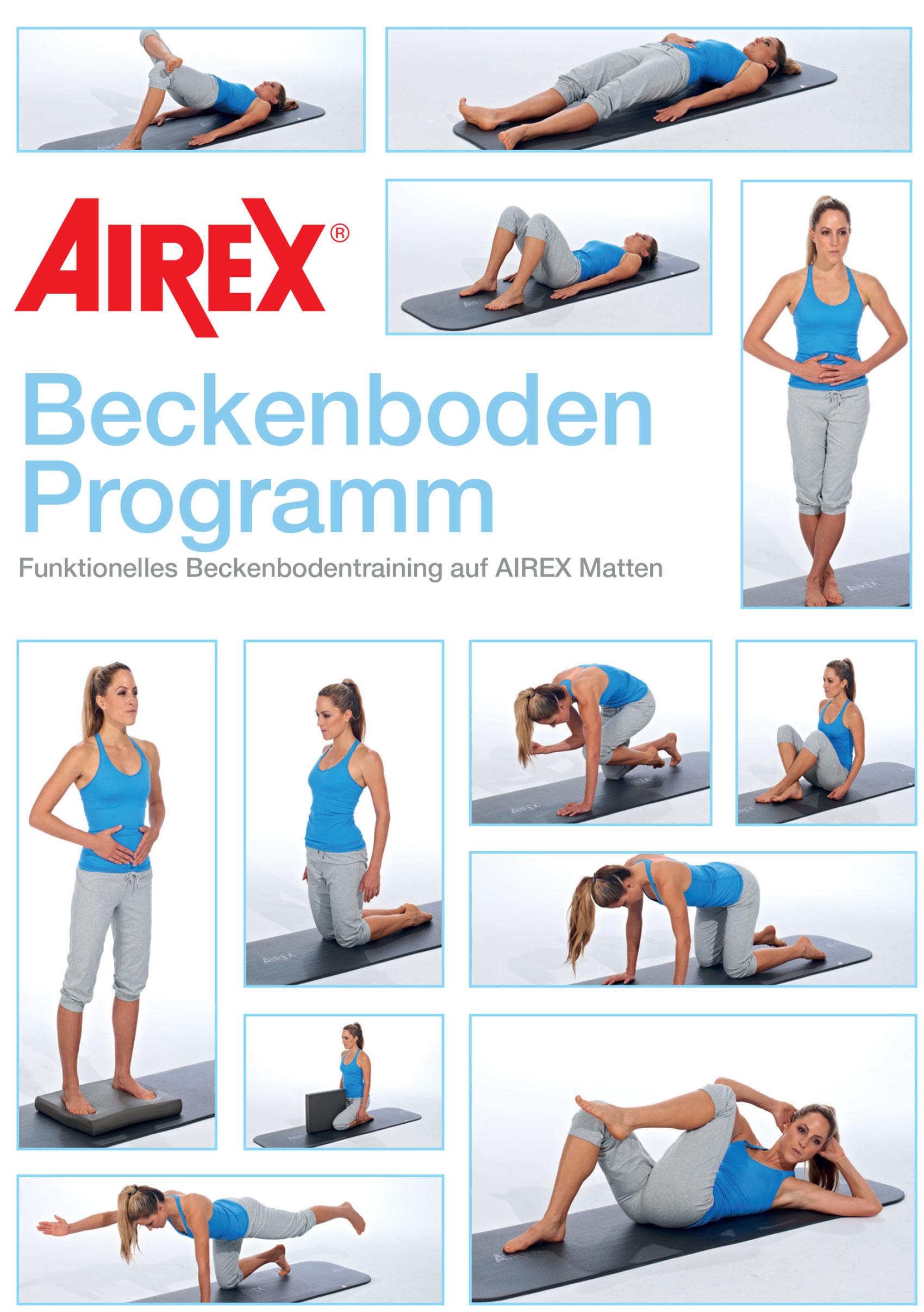 DVD pelvic floor program