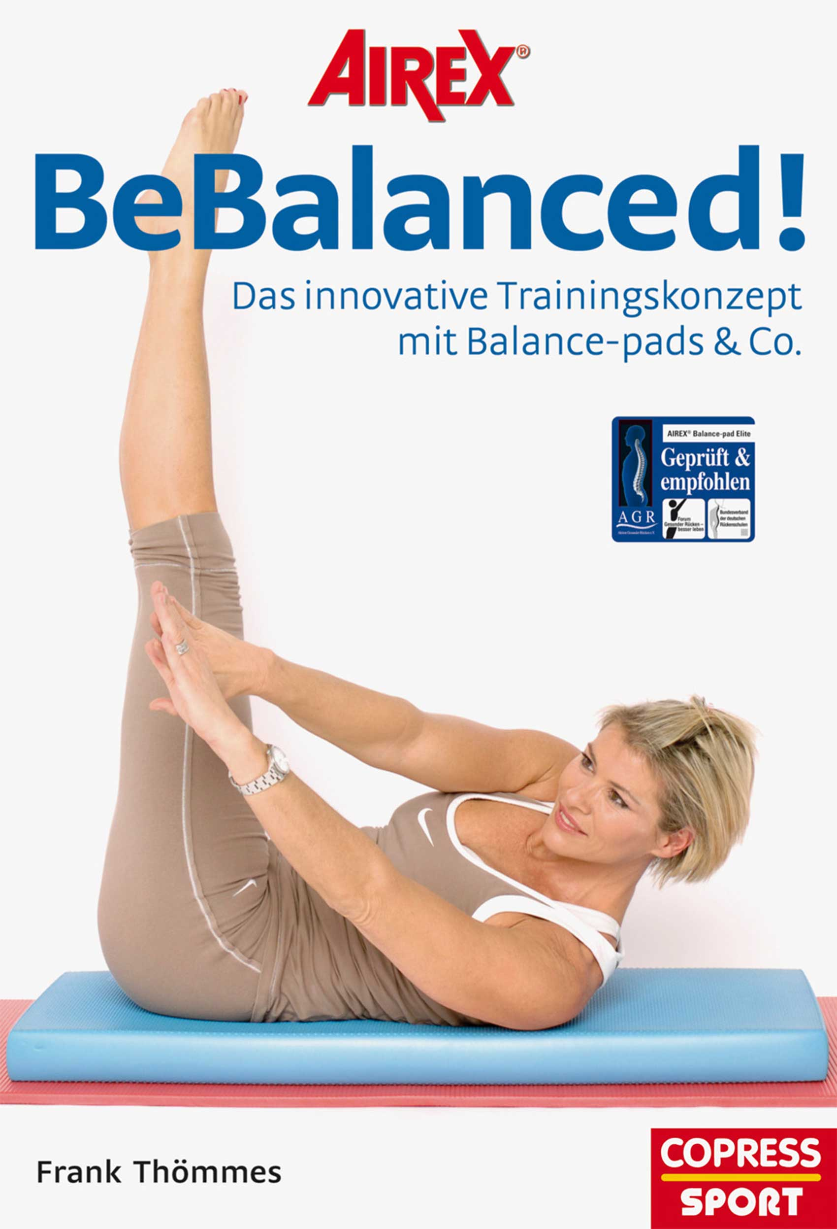 BeBalanced! Trainingsbuch