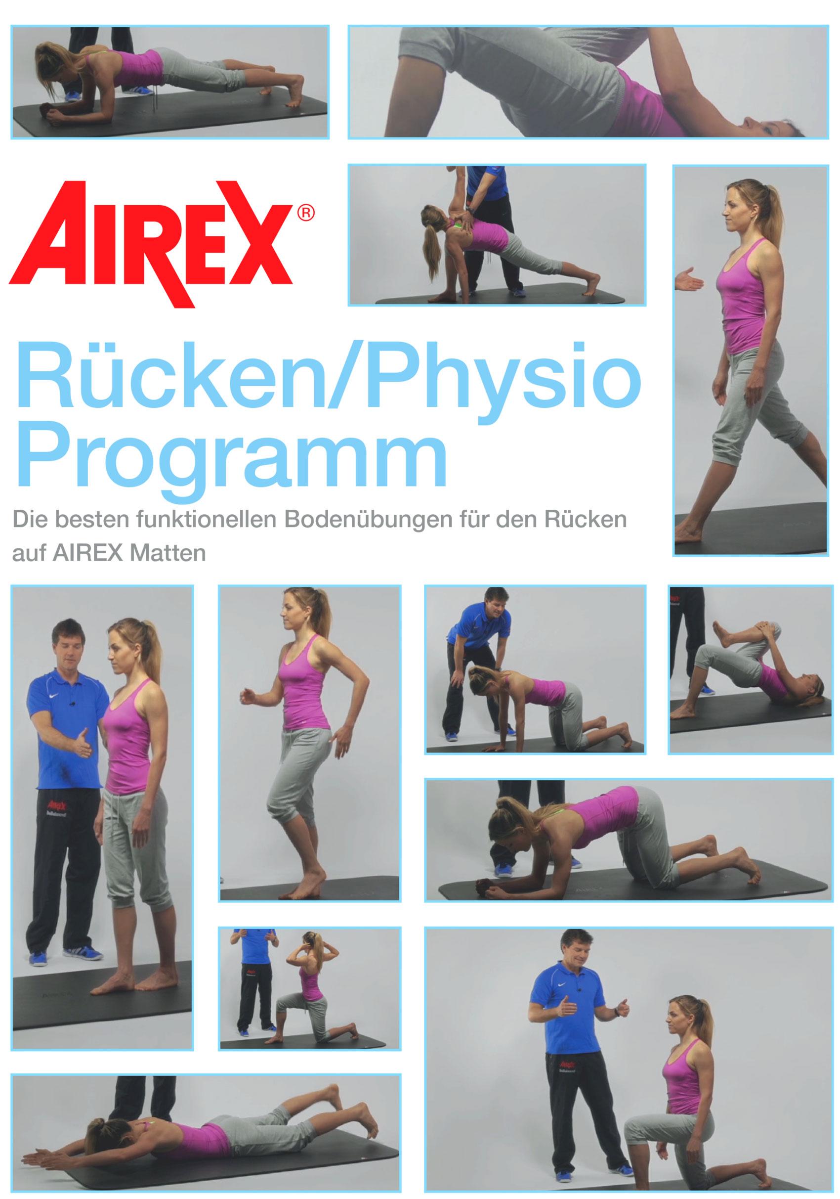 DVD Rücken / Physio Programm